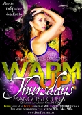 WARM UP THURSDAYS